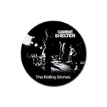 Coasters (Round) : Rolling Stones - Gimme Shelter