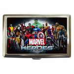 Cigarette Case : Marvel Heroes