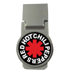 Money Clip (Round) : Red Hot Chili Peppers