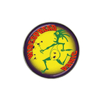 Golf Ball Marker : Widespread Panic - Note Eater
