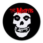 Mousepad (Round) : Misfits