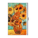 Card Holder : Vincent Van Gogh - Sunflowers