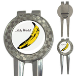 Golf Divot Repair Tool : Andy Warhol - Banana