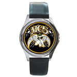 Silver-Tone Watch : MC5