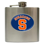 Liquor Hip Flask (6oz) : Syracuse Orange