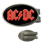 Money Clip (Oval) : AC/DC