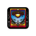 Coasters (4 Pack - Square) : Grateful Dead - Aoxomoxoa