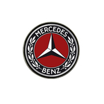 Golf Ball Marker : Mercedes-Benz