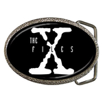 Belt Buckle : X-Files