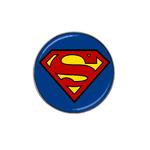 Golf Ball Marker : Superman Shield