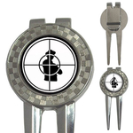 Golf Divot Repair Tool : Public Enemy