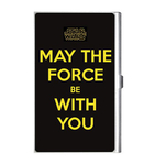 Card Holder : Star Wars - May The Force Be With You