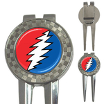 Golf Divot Repair Tool : Grateful Dead - Bolt