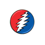 Golf Ball Marker : Grateful Dead - Bolt