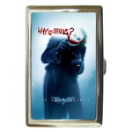 Cigarette Case : Dark Knight - Why So Serious?