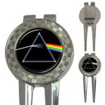 Golf Divot Repair Tool : Pink Floyd - Dark Side of the Moon