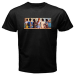 Black T-Shirt : Pink Floyd - Back Catalogue