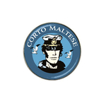 Golf Ball Marker : Corto Maltese
