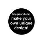Coasters (Round) - Custom Design