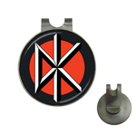 Golf Hat Clip with Ball Marker : Dead Kennedys