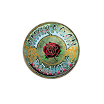 Golf Ball Marker : Grateful Dead - American Beauty