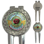 Golf Divot Repair Tool : Grateful Dead - American Beauty