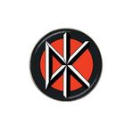 Golf Ball Marker : Dead Kennedys