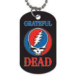 Dog Tag Necklace : Grateful Dead