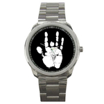 Casual Sport Watch : Jerry Garcia Handprint