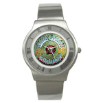 Roman Dial Watch : Grateful Dead - American Beauty