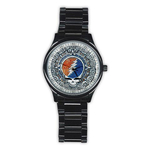 Casual Black Watch : Grateful Dead - Aztec - Steal Your Face