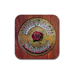 Coasters (4 Pack - Square) : Grateful Dead - American Beauty