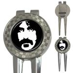 Golf Divot Repair Tool : Frank Zappa