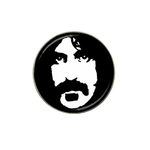 Golf Ball Marker : Frank Zappa