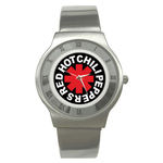 Roman Dial Watch : Red Hot Chili Peppers - RHCP