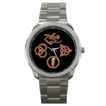 Casual Sport Watch : Led Zeppelin Symbols