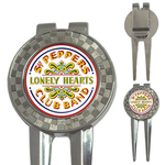 Golf Divot Repair Tool : Beatles - Sgt. Pepper's Lonely Hearts Club Band