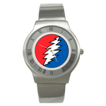 Roman Dial Watch : Grateful Dead - Bolt