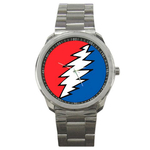Casual Sport Watch : Grateful Dead - Bolt