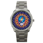 Casual Sport Watch : Grateful Dead - Steal Your Face - Sun