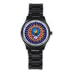 Casual Black Watch : Grateful Dead - Steal Your Face - Sun