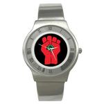 Roman Dial Watch : Gonzo Fist - Hunter S. Thompson