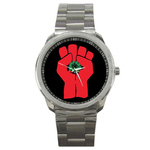 Casual Sport Watch : Gonzo Fist - Hunter S. Thompson