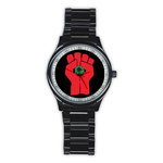 Casual Black Watch : Gonzo Fist - Hunter S. Thompson