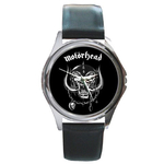 Silver-Tone Watch : Motorhead