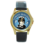 Gold-Tone Watch : Corto Maltese