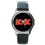 Silver-Tone Watch : AC/DC