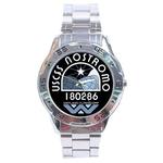 Chrome Dial Watch : USCSS Nostromo