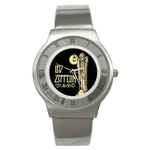 Roman Dial Watch : Led Zeppelin IV Symbols - Hermit