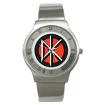 Roman Dial Watch : Dead Kennedys